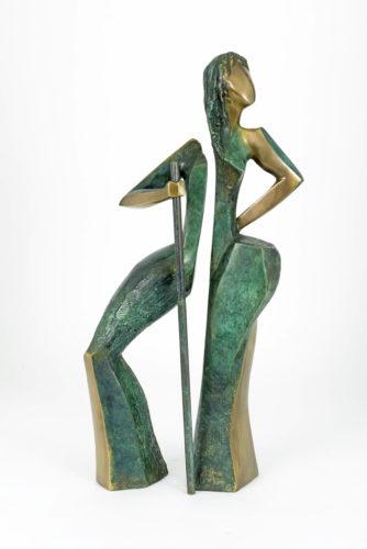 Fighting Woman by Sana Farah Bishara