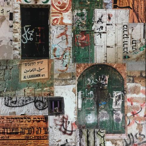 Jerusalem Old City 1 by Helen Conway