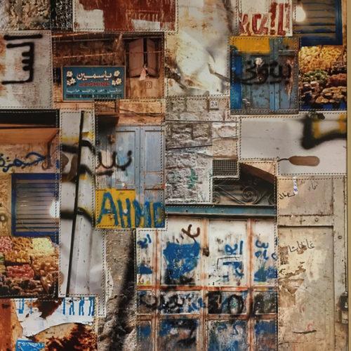 Jerusalem Old City 2 by Helen Conway