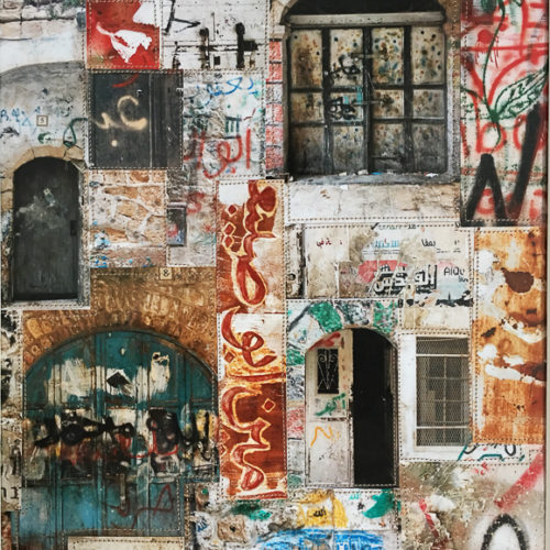 Jerusalem Old City 3 by Helen Conway