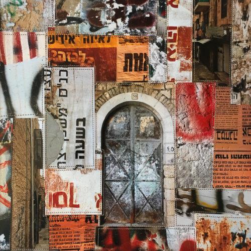 Jerusalem Old City 4 by Helen Conway