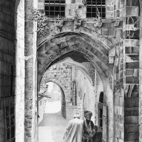 Aqabet Etkeya 1887 by Shehab Kawasmi