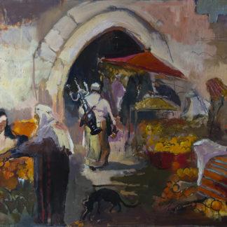 Herod's Gate by Sophie Walbeoffe