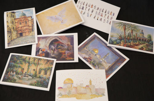 Greeting Cards Selection