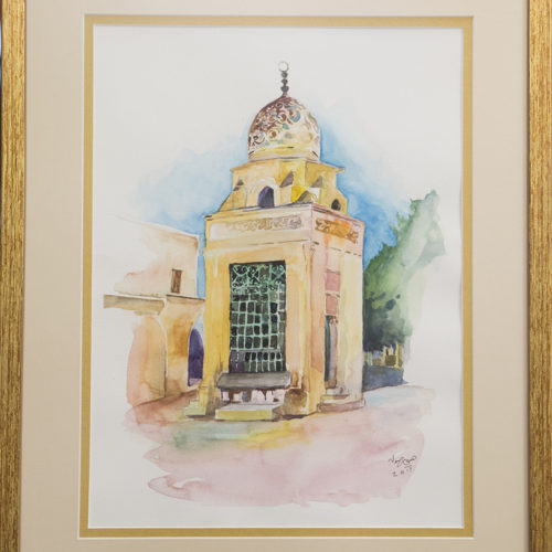 Sabil Qaytbay by Hosni Radwan