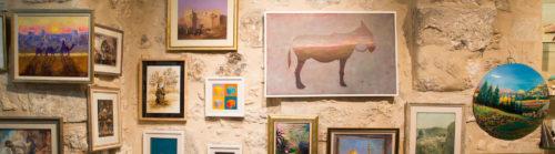 Levantine Gallery Shop