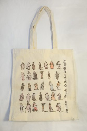 Jerusalem People Bag