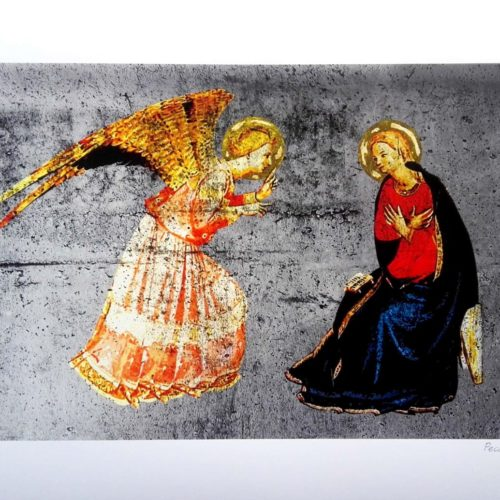 The Annunciation Print