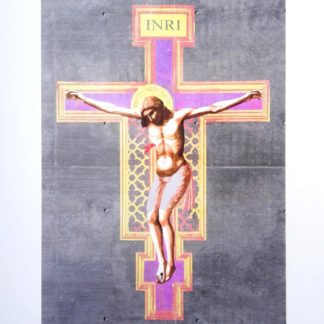 Christ on the Cross Print