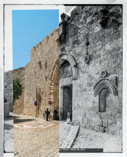 Zion Gate by Jack Persekian